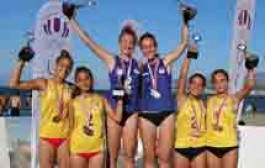 Urla'da Beach Volley